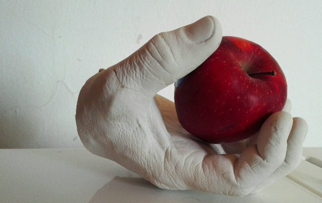 natural resin and apple