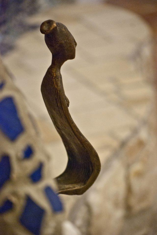 Trinità della Pace Nuova - dettaglio panca laterale , opera di Ribaudo -  Franncesco Muratore photo
